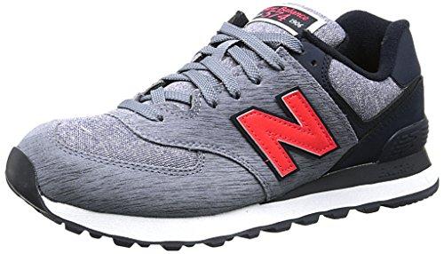 New Balance NBWL574MON Sneaker, Donna Dark Blue/Navy