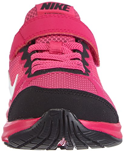 Nike Fusion Run 3 (Psv) - Zapatillas Unisex Niños Hot Pink/White-Black-Fireberry