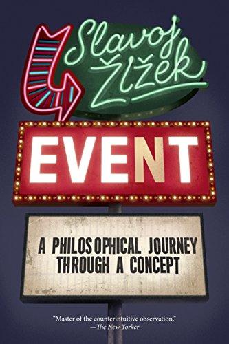 Event  A Philosophical Journey Through A Concept