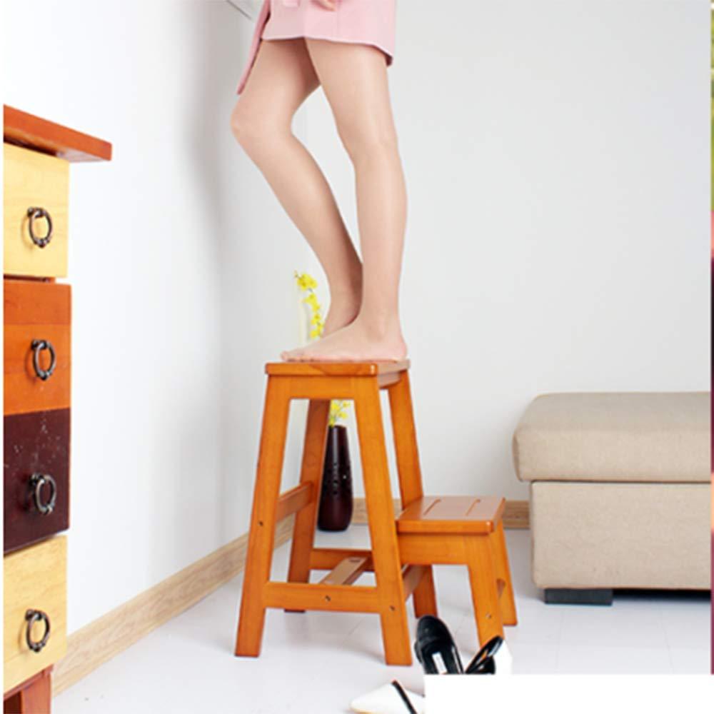 Wlyhome taburete de tape silla de escalera multifunci n for Taburete escalera cocina