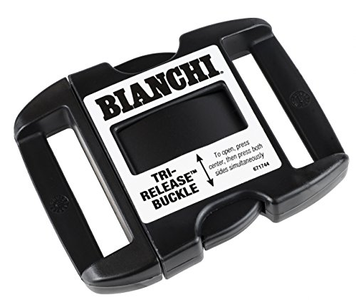 Bianchi Replacement Buckle Tri-release - - Bianchi Belt Buckle