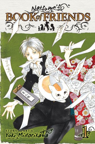 Natsume's Book of Friends, Vol. 1 -