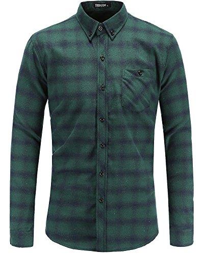 Long Sleeve Pattern Shirt - 5