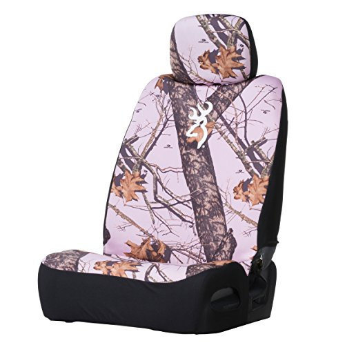 pink camo seat covers browning - 7