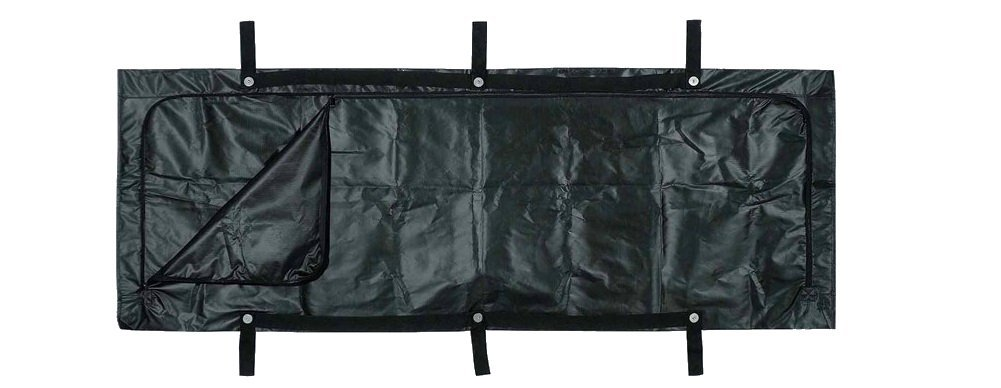 US Military Body/Hunting Bag, 96'' Length x 36'' Width, Black by US MILITARY
