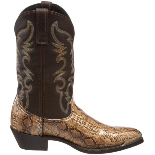 Laredo Men's 68068 Monty Western Boot,Brown/Copper,13 XW US
