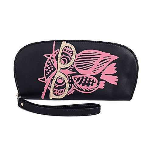 BIBITIME Lovely Glasses Wallet Handbag product image