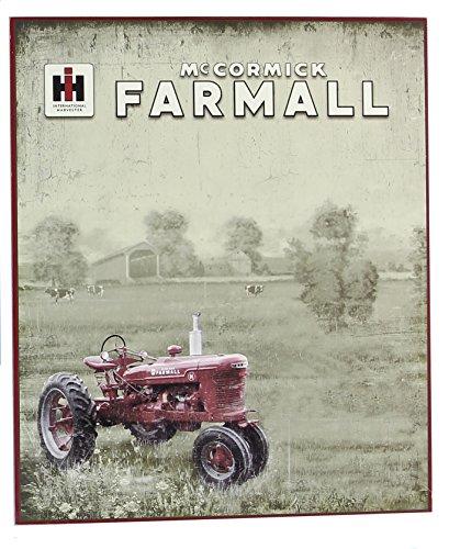 Mccormick farmall international harvester decorative wall for International harvester wall decor