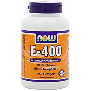 NOW Foods E400 Mixed Tocopherols