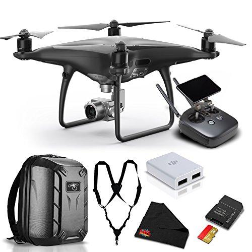 Cheap DJI Phantom 4 Pro+ Obsidian Edition Quadcopter Starter Kit