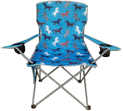 (Chicks Saddlery Free to Roam Adult Deluxe Folding Camp)