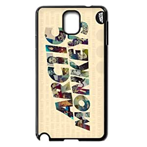 JenneySt Phone CaseArctic Monkeys Pattern For Samsung Galaxy NOTE3 Case Cover -CASE-5