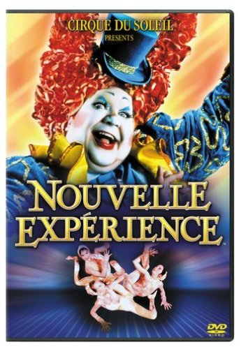 48dbf437ec320 Amazon.com  Cirque du Soleil - Nouvelle Experience  Didier Antoine, Cecile  Ardail, Irina Arnaoutova, Franco Dragone, Guy Laliberté, Inc.  Les  Productions ...