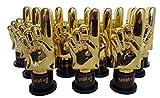 Dondor Plastic Gold Trophy Awards - Bulk Trophy