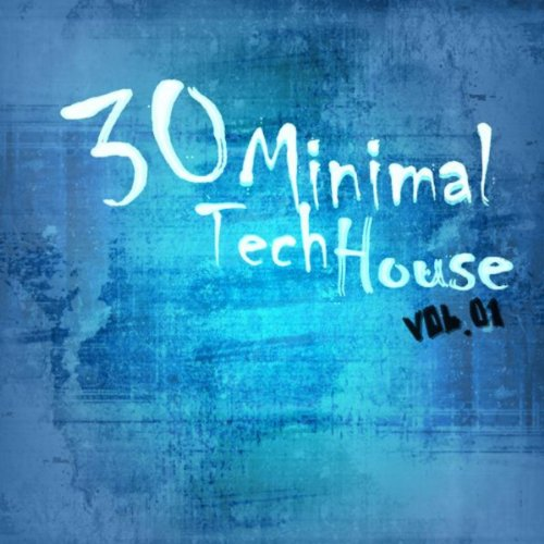 30 minimal tech house various artists for Minimal house artists