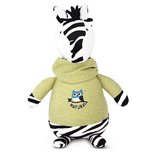 Zebra Turtleneck - 9