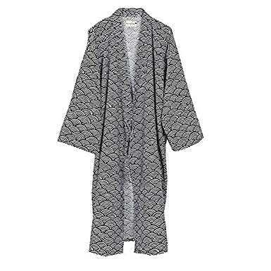 Men's Sleep & Lounge Child Kid Japanese Kimono Yukata Bathrobe Matching Belt Stripe Pajamas Cotton Robe Clothing Long Summer Buy One Give One Underwear & Sleepwears