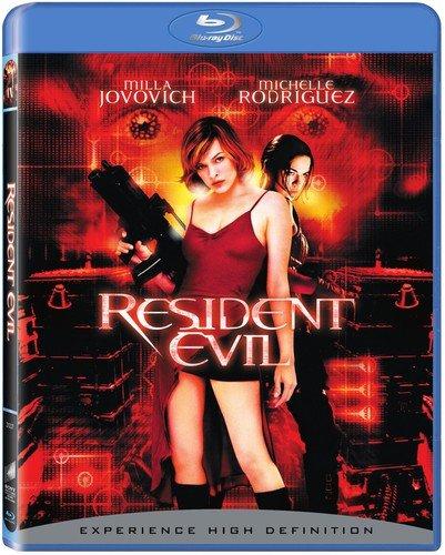 Resident Evil [Blu-ray] (Evil Machines)