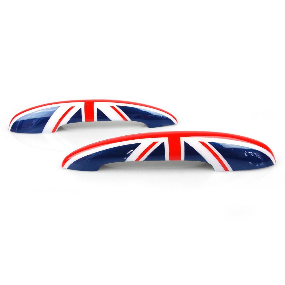 Copertura della maniglia anteriore 1/Coppia racefoxx Union Jack Design