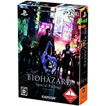 Ps3 Biohazard 6 Special Package