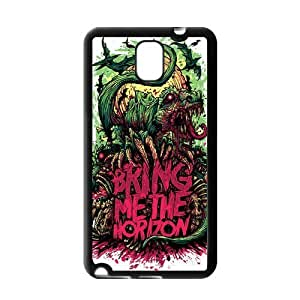 Fashion Bring Me to The Horizon Personalized Samsung Galaxy Note 3 Gel Rubber Case Cover