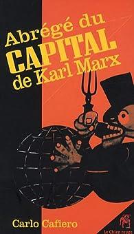 Abrégé du Capital de Karl Marx par Karl Marx