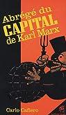 Abrégé du Capital de Karl Marx par Marx