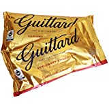 Guittard All Natural Semisweet Chocolate Baking Chips, 12 Oz (340 Grams), Pack of 2