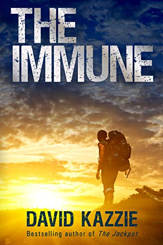 The Immune: Complete Four-Book Edition by [Kazzie, David]