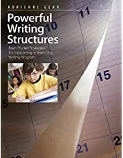POWERFUL WRITING STRUCTURES BR AIN POCKET STRATEGIES FOR SUPP