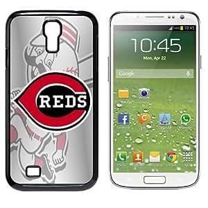 MLB Cincinnati Reds Samsung Galaxy S4 Case Cover