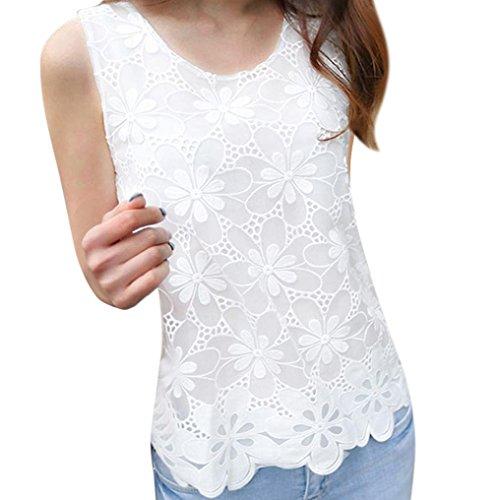 de de blanco Suelto vestido ropa Bohemian encaje Blanco para mujer aire manga Verano al libre mujer La sexy Sonnena 7 ❤️ impresión ❤️ hueca suave vestido ❤️ de corta vestido casual pqyZgca