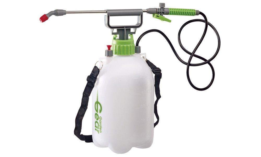 Garden Gear Garden Pressure Pump Action Sprayer 5 Litre use with Water Fertilizer or Pesticides