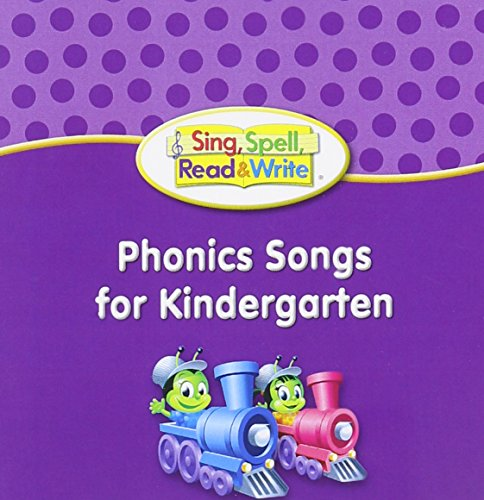 SING, SPELL, READ AND WRITE KINDERGARTEN AUDIO COMPACT DISK '04C