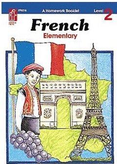 (HOMEWORK BOOKLET FRENCH LEVEL 2)