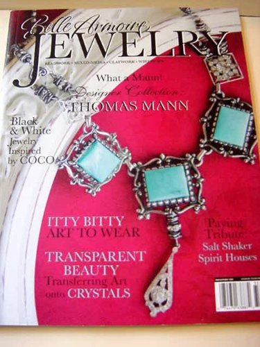 Belle Armoire Jewelry Magazine Spring 2009 (vol 5, issue - Jewelry Belle Armoire