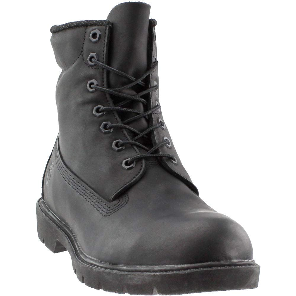 Timberland Men's Six-Inch Basic Boot,Black,8 M US by Timberland