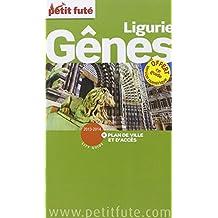 GÊNES, LIGURIE 2013-2014 + PLAN DE VILLE