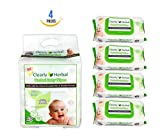 #7: Clearly Herbal Gentle Baby Wipes (72 ct bag of 4 = 288 wipes)