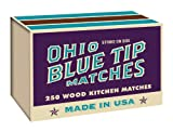 Ohio Blue Tip Matches 250CT Box