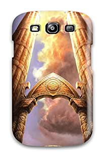 Lovers Gifts 4272695K80863622 Galaxy S3 Hybrid Tpu Case Cover Silicon Bumper Building