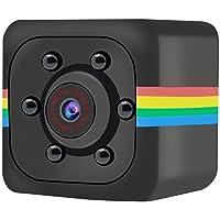 كاميرا تسجيل فيديو سبورتس ميني دي في صغيرة الحجم عالية الدقة، كاميرا فيديو عالية الدقة تتميز بخاصية الرؤية الليلية بدقة…