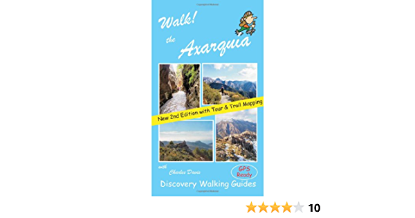 Walk! the Axarquia: Amazon.es: Davis, Charles, Brawn, Ros ...