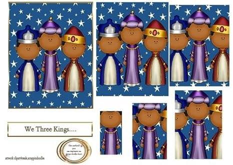 Imagenes Tres Reyes Magos Gratis.We De Los Tres Reyes Magos Por Heather Descargar Juegos