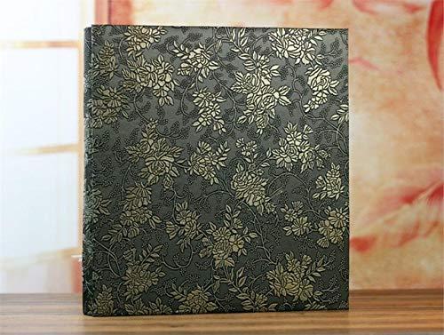 PeaceLove 600 Pockets 6 Inch Interleaf Type Big High Capacity Photo Album PU Leather-Wedding Photo Album-Photo Album Scrapbook-Photo Album and Frames-Photo Album Self Adhesive-Photo Album -
