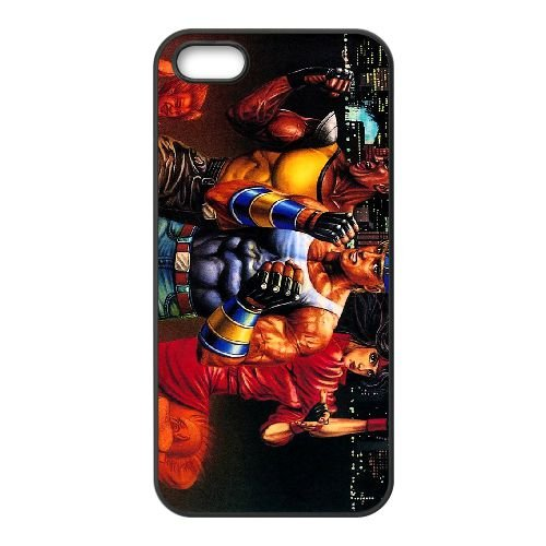 Streets Of Rage2 coque iPhone 4 4s cellulaire cas coque de téléphone cas téléphone cellulaire noir couvercle EEECBCAAN04818