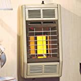 Empire SR6 Infrared Vent-Free Gas Heater - Natural Gas
