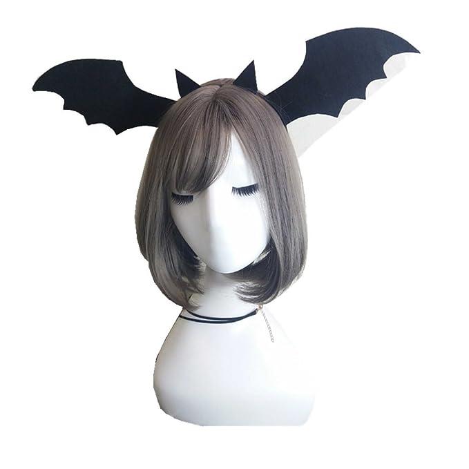 Amazon Com Halloween Big Devil Spirit Wings Hairpin
