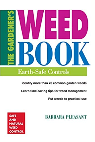Book The Gardener's Weed Book: Earth Safe Controls
