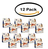 PACK OF 12 - Vita Bone Artisan Inspired Maple Bacon and Blueberry Flavor Biscuit